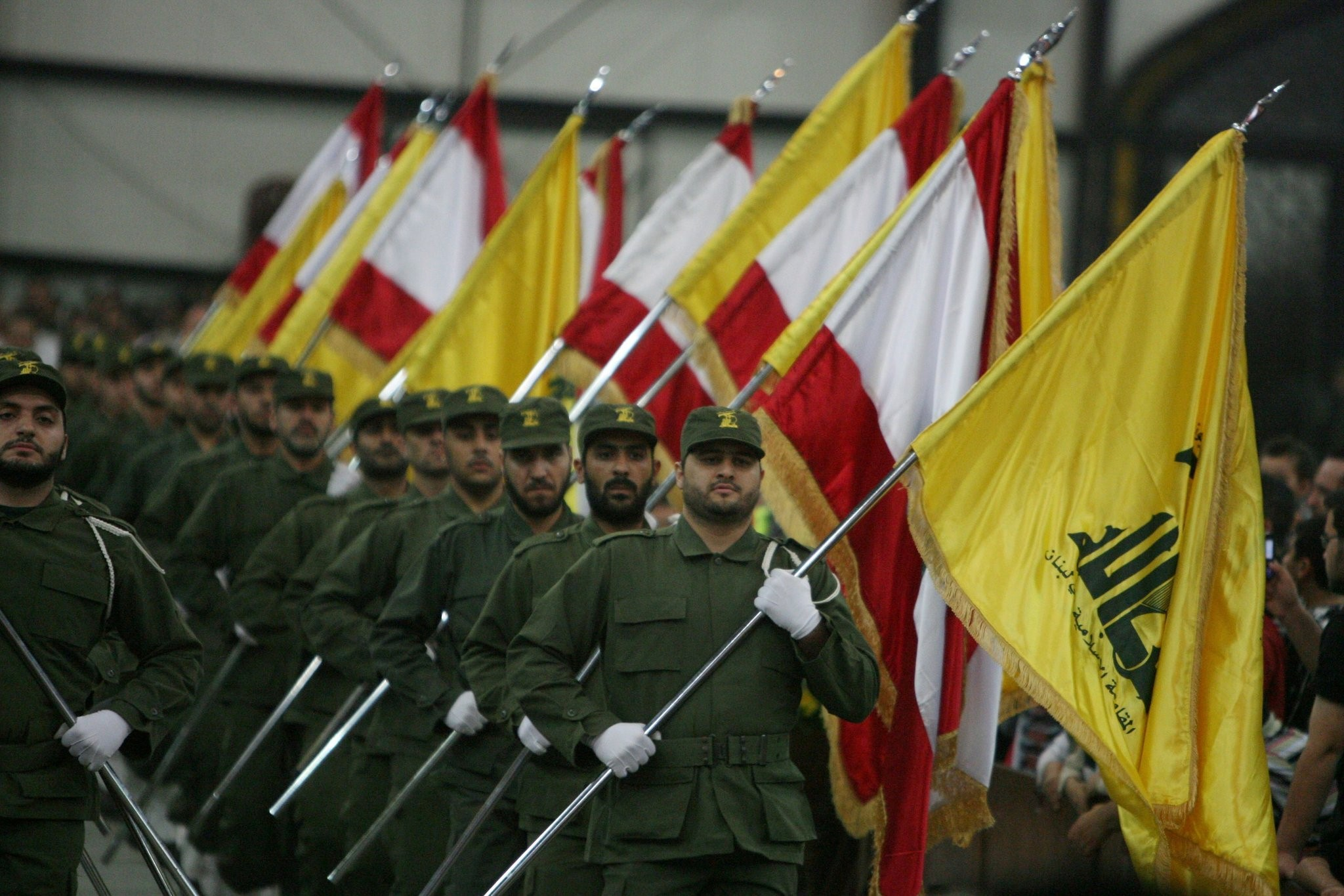 Puppet-state Lebanon a pawn for ambitious Iran