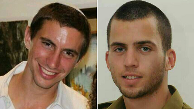 Where is world outrage over Hadar Goldin and Oron Shaul?