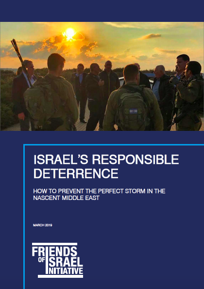 Israel's Responsible Deterrence